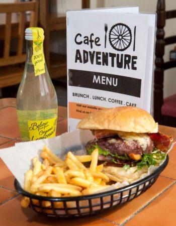 Cafe Adventure