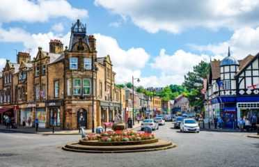 Matlock Crown Square
