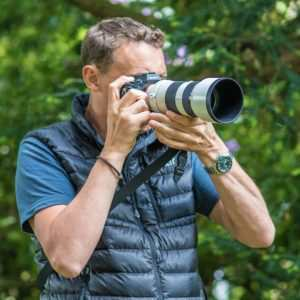 Phil Sproson Photography Co-Founder of Let's Go Peak District