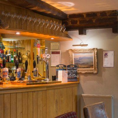 The Devonshire Arms, Pilsley