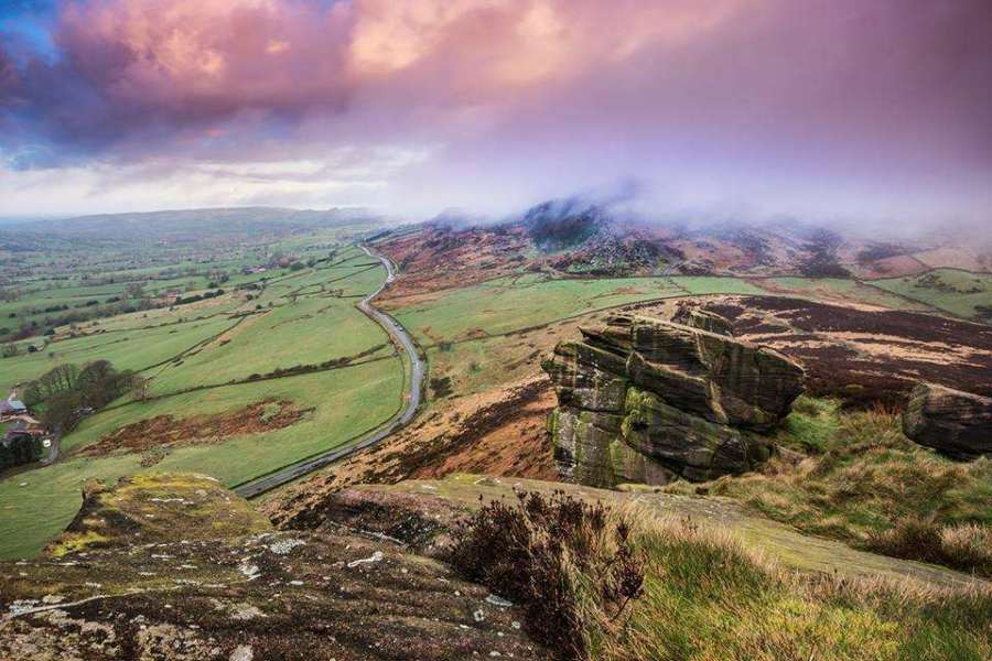 10 Best Days Out in the Peak District : The Roaches Outdoor Adventures