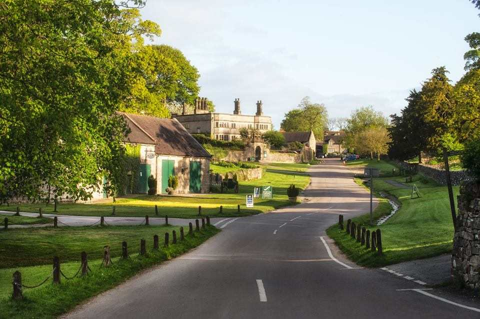 Tissington_Village