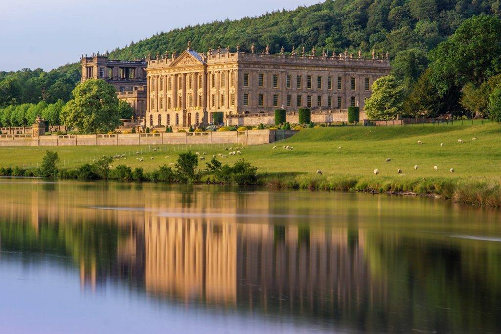 Best Days Out in the Peak District: Chatsworth House