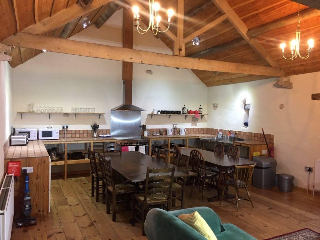 Bushey Heath Farm : Bunk Barns and Campsite in the Peak District