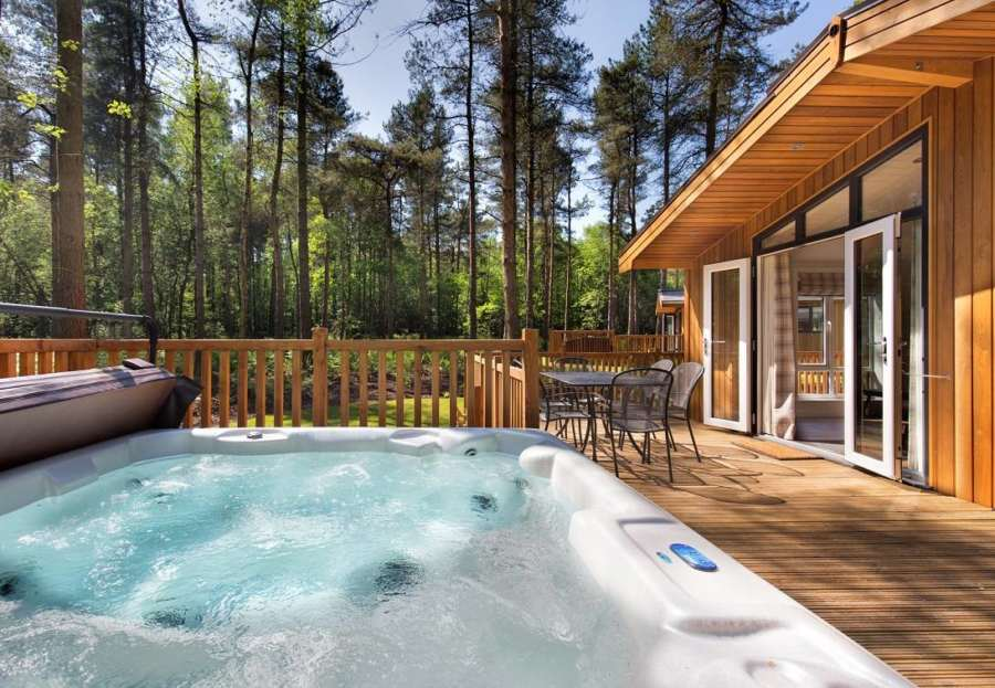 Darwin Forest Luxury Lodge Holidays