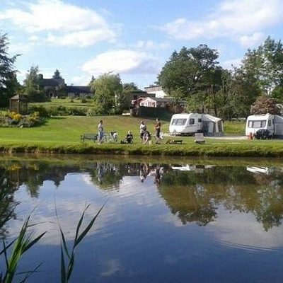 Blackbrook Lodge Caravan, Camping and Glamping Site