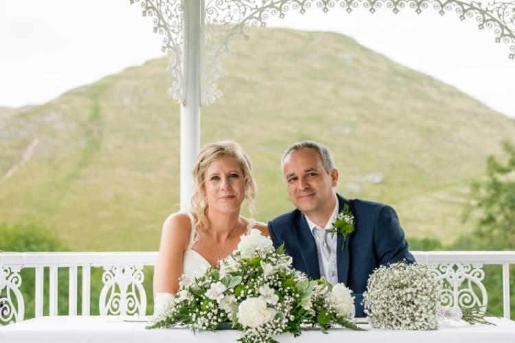 Weddings at the Izaak Walton