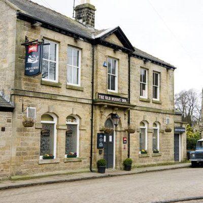 The Old Horns Inn, Bradfield