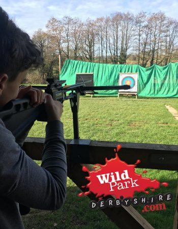 Wild Park Derbyshire