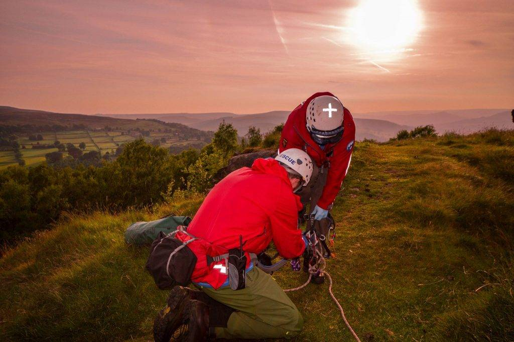 Edale Mountain Rescue Team