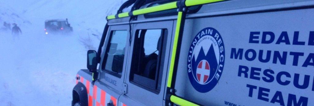 Edale Mountain Rescue Team - Walking Blog UK