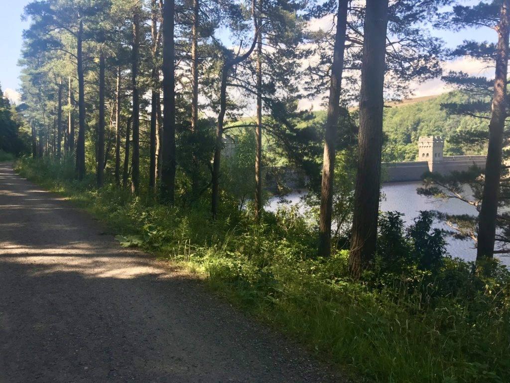 Derwent Reservoir Walk including Howden Reservoir