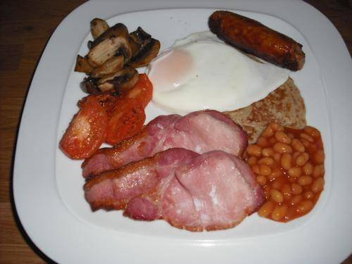 Innisfree Cottage Breakfasts