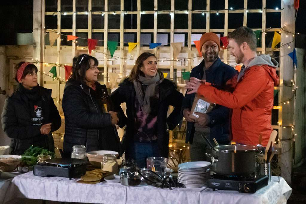 BBC Countryfile Anita Rani and Sean Fletcher