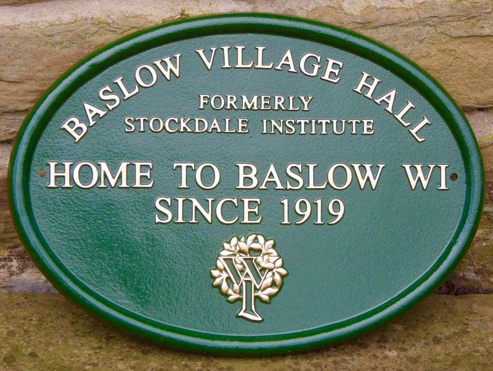 Baslow WI