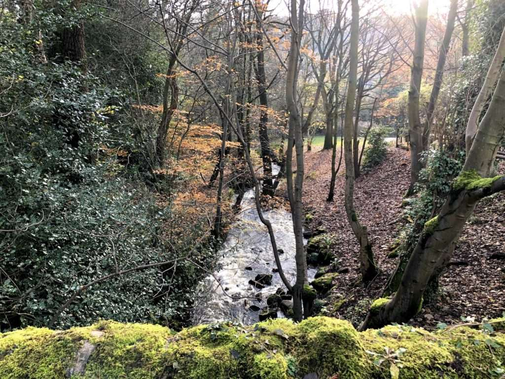 Lumsdale Walk
