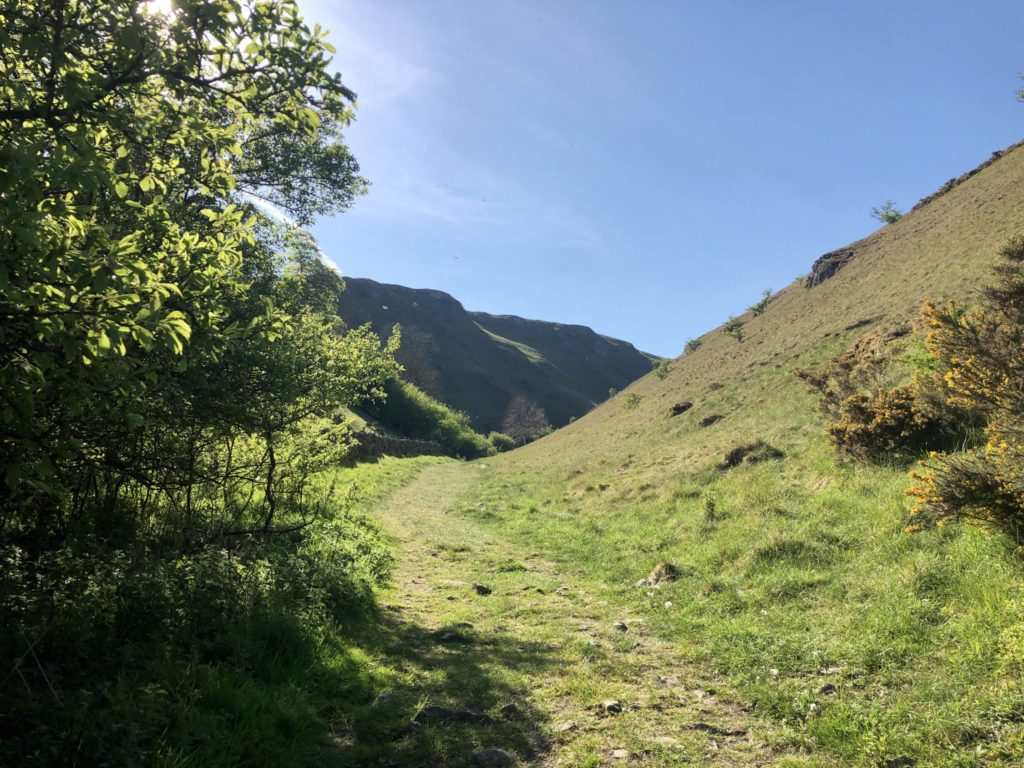 Dovedale Walk Hall Dale