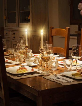 Project Dinner Party